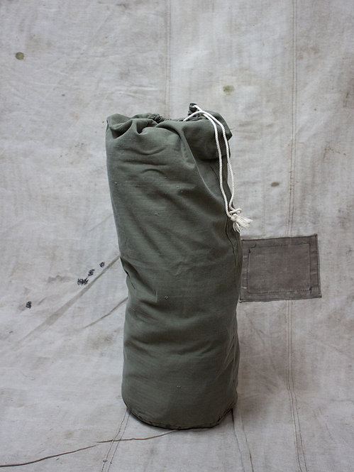 1950s US Army HBT Barracks Bag