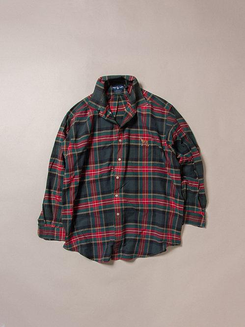 Vtg Ralph Lauren Classic Fit BD Shirt (XL)