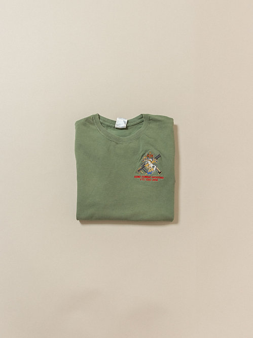 British Army Embroidered Sports Tee (S/M)