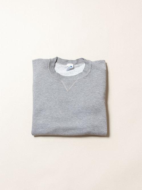 Vtg Grey Russell Athletic Sweatshirt (XL)