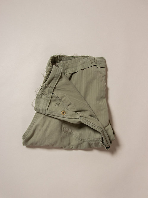 Vtg Modified US Army M-38 Coverall