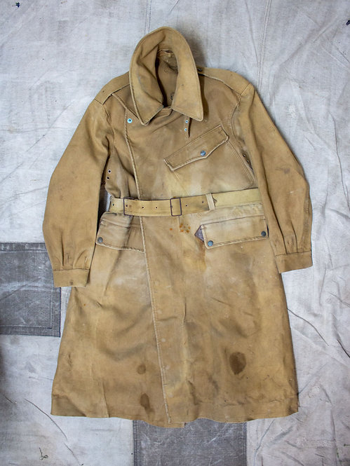 Deadstock WWII British Army Dispatch Riders Coat