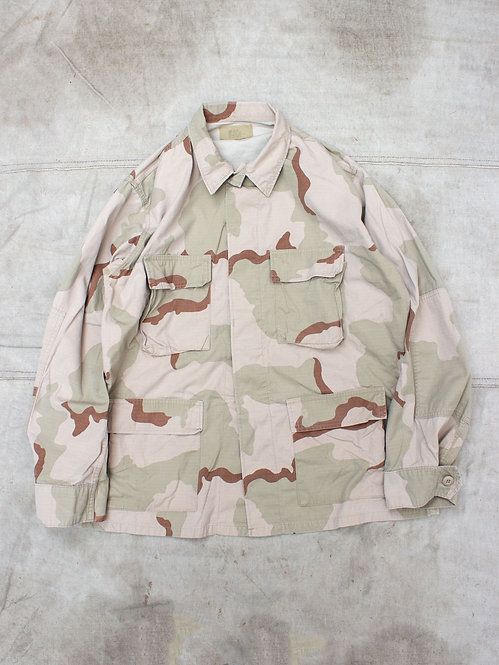 Vtg 1990s US Army Desert Jacket