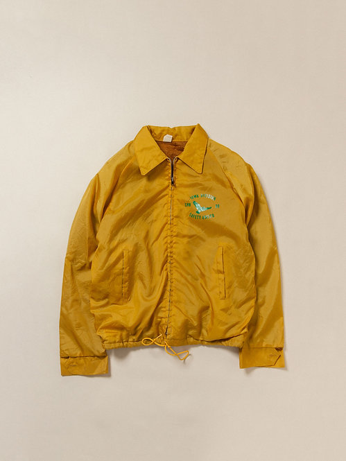 Vtg Iowa Division Nylon Jacket (M)