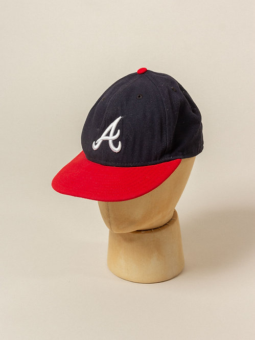 59Fifty Atlanta Braves Baseball Cap (7 1/4)