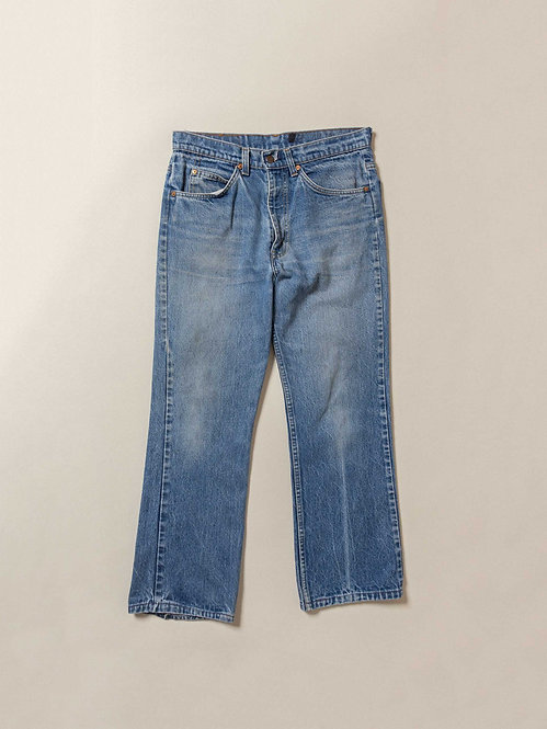 Vtg 70s Levis 517 Made in USA (31x27)