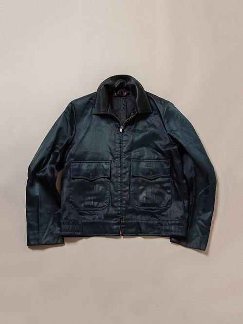 Vtg Police Nylon Jacket (M)