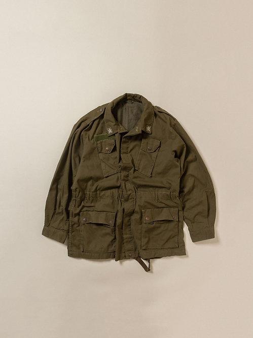 Vtg Italian Army Field Jacket