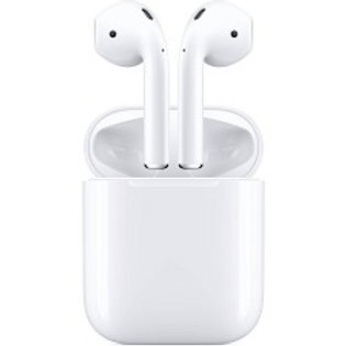 Écouteurs Sans-Fil Bluetooth AirPods Apple ( 2ème GEN ) MV7N2AM/A