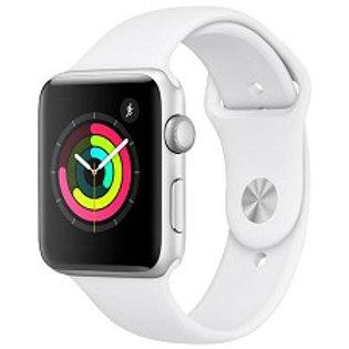 Montre Intelligente Apple Watch Serie 3 (42mm) Alumi Blanc MTF22CL/A