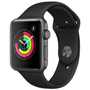 Montre Intelligente Apple Watch Serie 3 (42mm) Gris Cosmique MTF32CL/A