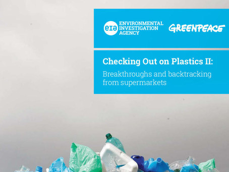 Green Game-Changing in Supermarket Plastic Waste