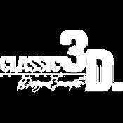 Classic 3D Design Concepts Logo