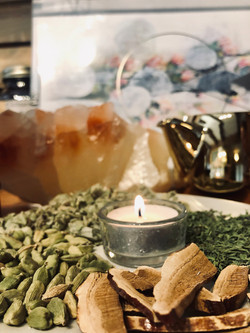 October herb share 4