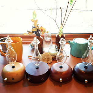 Aromatherapy artful diffusers