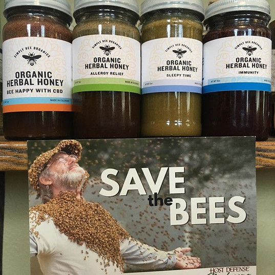 We ❤️ the bees 🐝 and we ❤️ to share!