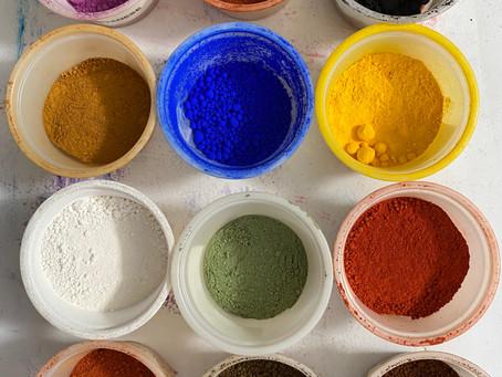 La peinture et l'impact sur l'environnement