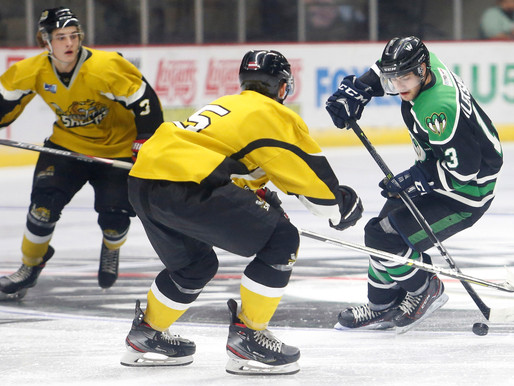 Pacific Division teams have been set in the USPHL Premier
