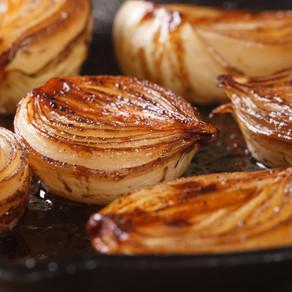 Marinated Slow Roasted Onions