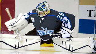 Max Strang Goalie Clinic Announced