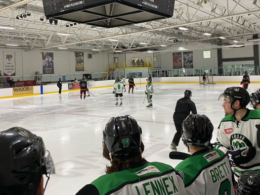 Fresno drops game 2 in Vegas with a 3-2 loss
