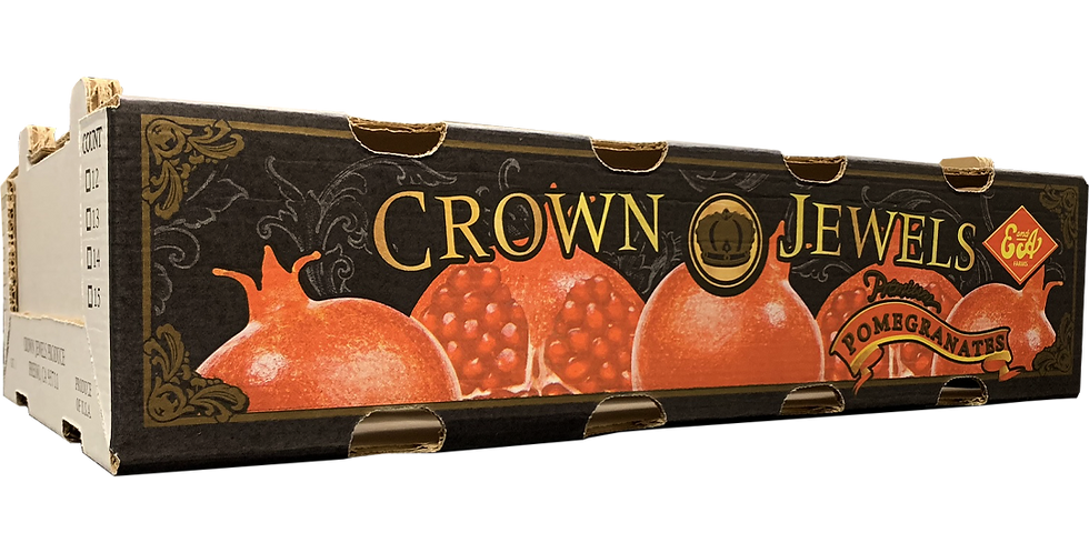 Pomegranate Packaging