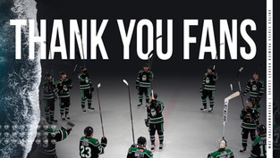 A Thank You To Our Fans