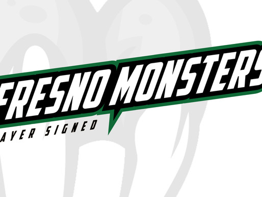 William Markstedt of DME Hockey Academy signs with Fresno