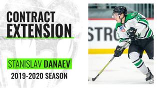 Stanislav Danaev returns to the Monsters