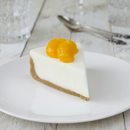 Arctic Orange Cheesecake