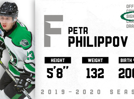 Petr Philippov will be returning to Fresno