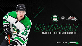 Game Weekend at Ontario [oct. 30]