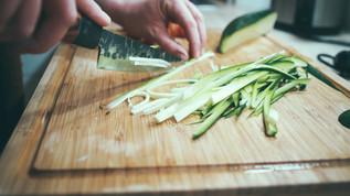 Zucchini Noodles & Cauliflower Rice