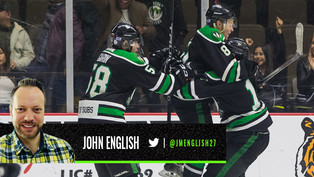 John English named Monsters play-by-play announcer