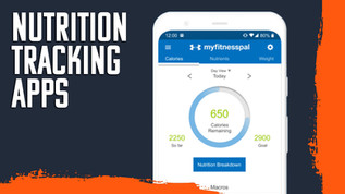 Nutrition Tracking Apps