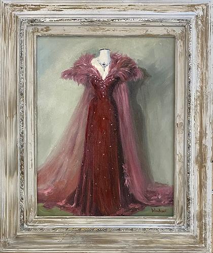 Scarlett's Dramatic Entrance Dress