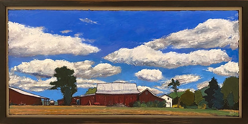 Red Barn - New Hope