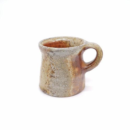 Espresso Mug - Reds and Grays