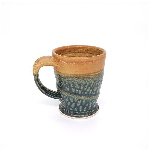Mug in Tan | Ash glaze