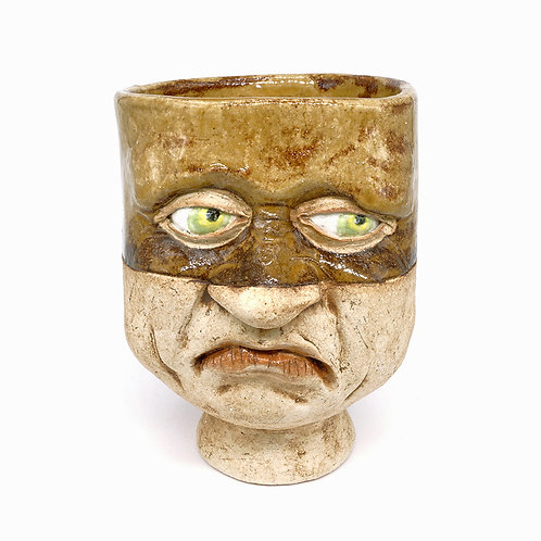 Cup - Half Mask