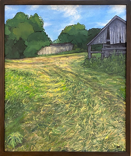 Tractor Road - Brookside Farm