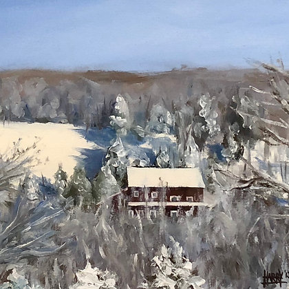Styer Barn - Winter