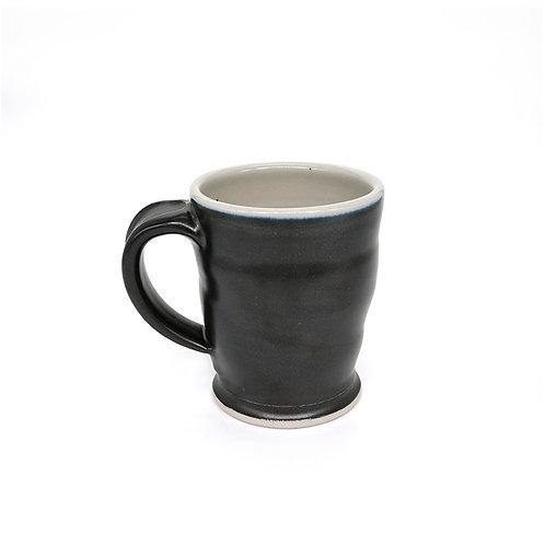 Mug in Black | White glaze