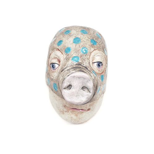 Mask -Dots and Snout