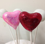 Heart Cakepop