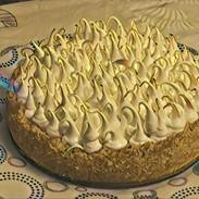 Lime Cheesecake