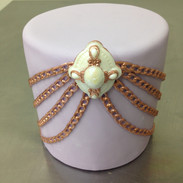 Chain Jewelry Cake