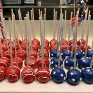 4th July cakepop
