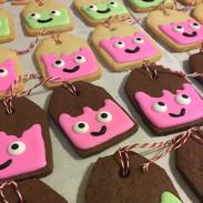 Tea Party Sugar cookie