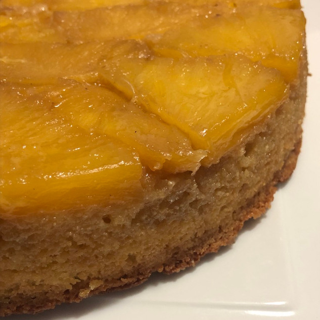Ricotta Pineaple Upside down cake